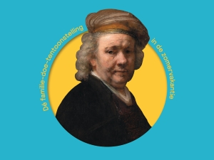 Ga deze zomer in de leer bij Rembrandt in het Mauritshuis