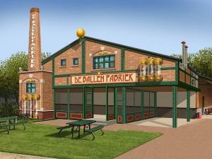De Ballenfabriek. Foto: BillyBird Hemelrijk