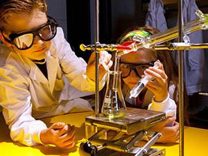 Ga aan de slag in het lab. Foto: Continium discovery center.