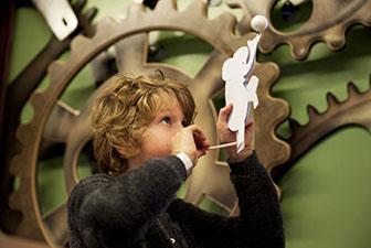 Bijzonder speelgoed. Foto: De Ontdekfabriek