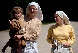 Middeleeuwse kleding