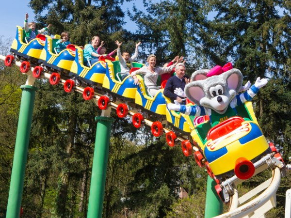 Julianatoren - 60 te gekke attracties voor het hele gezin